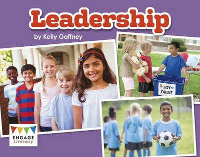 Leadership by Kelly Gaffney