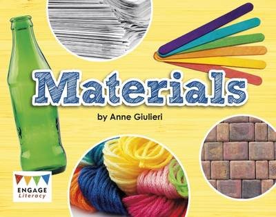 Materials by Anne Giulieri