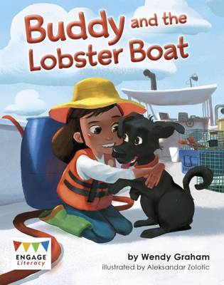 Buddy and the Lobster Boat by Wendy Graham