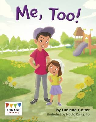 Me Too! by Lucinda Cotter