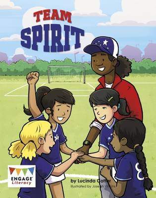Team Spirit by Lucinda Cotter
