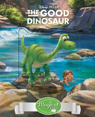 Disney Pixar the Good Dinosaur Magical Story by