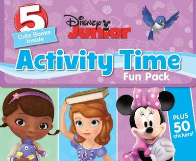 Disney Junior Activity Time Fun Pack by