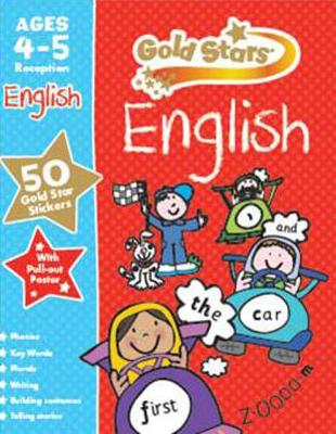 Gold Stars English Ages 4-5 Reception by Frances Mackay