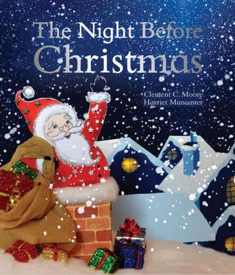 The Night Before Christmas Picture Book by Parragon