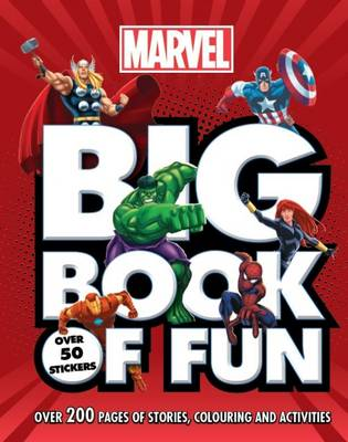 Marvel - Big Book of Fun by
