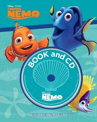 Disney Pixar Finding Neme by Parragon Books