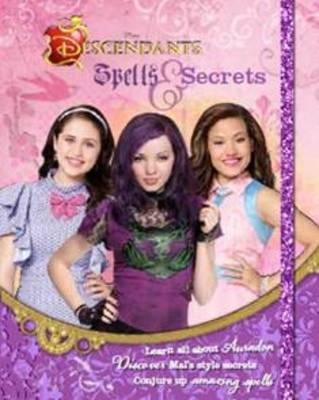 Disney Descendants Book of Secrets by