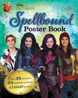 Disney Descendants Poster Book by