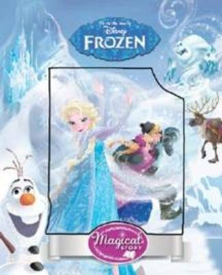 Disney Frozen Magical Story with Lenticular by