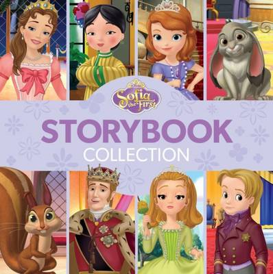 Disney Junior Sofia the First Storybook Collection by Parragon