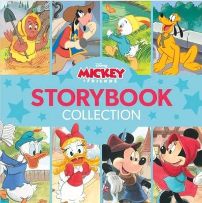 Disney Mickey and Friends Fairy Tales Storybook Collection by Parragon