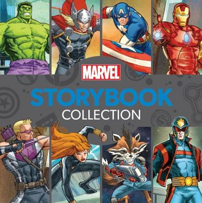 Marvel Storybook Collection by Parragon Books