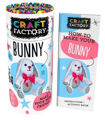 Craft Factory Bunny by Parragon Books Ltd