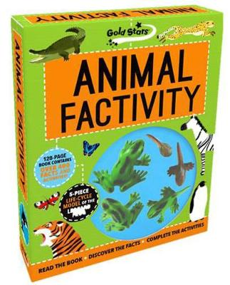 Gold Stars Factivity Animal Factivity Read the Book, Discover the Facts, Complete the Activities by Steve Parker