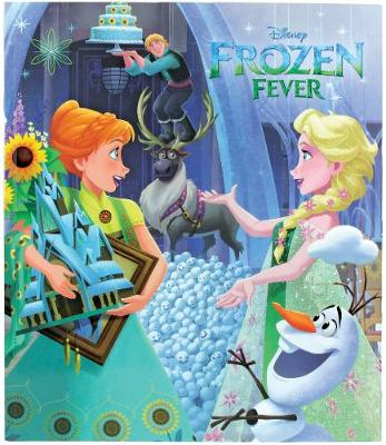 Disney Frozen Fever by Rico Green