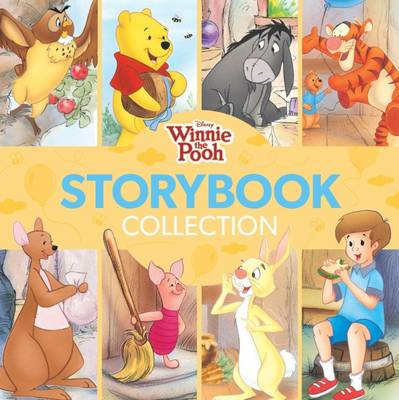 Disney Winnie the Pooh Storybook Collection by Parragon Books