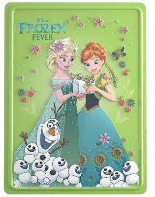 Disney Frozen Fever Happy Tin by