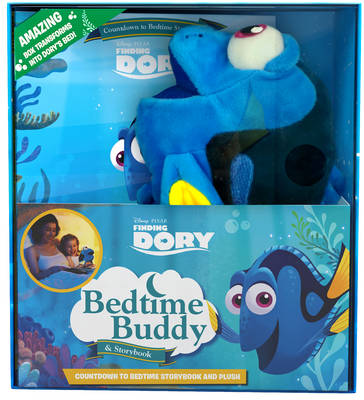 Countdown to Bedtime Storybook and Plush by Parragon Books Ltd