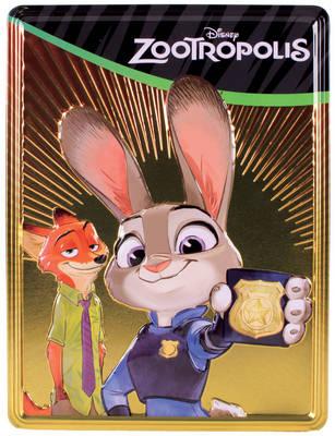 Disney Zootropolis Happy Tin by Parragon Books Ltd