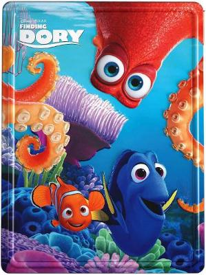 Disney Pixar Finding Dory Happy Tin by Parragon Books Ltd