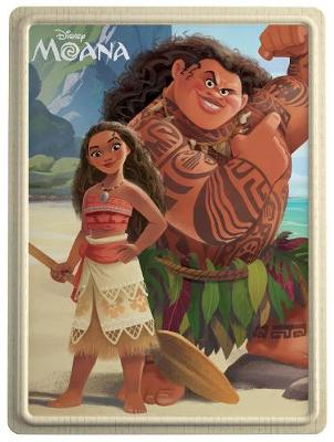 Disney Moana Happy Tin by