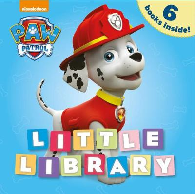 Nickelodeon Paw Patrol Little Library by Parragon Books Ltd