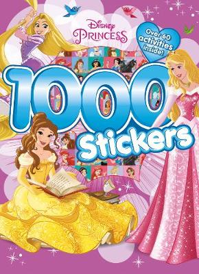 Disney Princess 1000 Stickers by