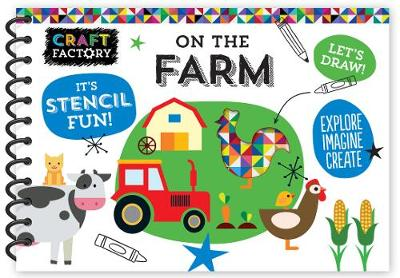 Craft Factory on the Farm by Parragon Books Ltd