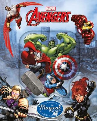Marvel Avengers Magical Story by