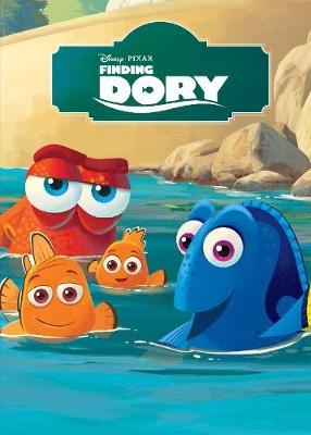 Disney Pixar Finding Dory by Parragon Books Ltd