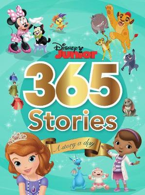 Disney Junior 365 Stories A Story a Day by