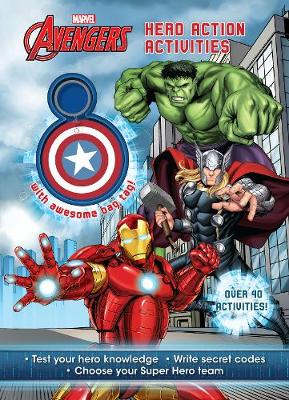 Marvel Avengers Hero Action Activities by Parragon Books Ltd