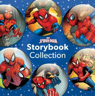 Marvel Spider-Man Storybook Collection by Parragon Books Ltd