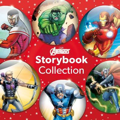 Marvel Avengers Storybook Collection by