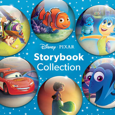 Disney Pixar Storybook Collection by