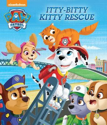 Nickelodeon Paw Patrol Itty-Bitty Kitty Rescue by