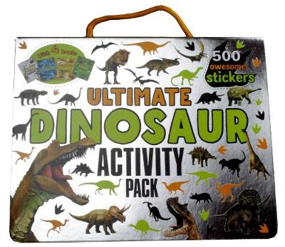 Ultimate Dinosaur Activity Pack by