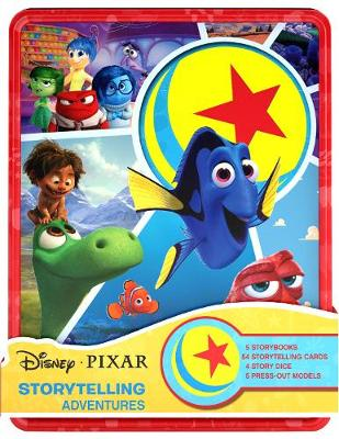 Disney Pixar Storytelling Adventures Over 65 Pieces by Parragon Books Ltd