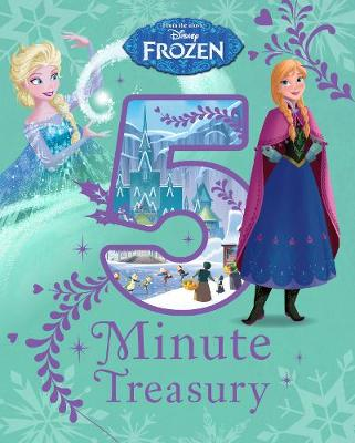 Disney Frozen 5-Minute Treasury by