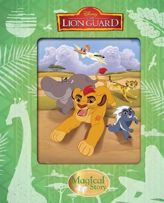 Disney Junior the Lion Guard Magical Story by