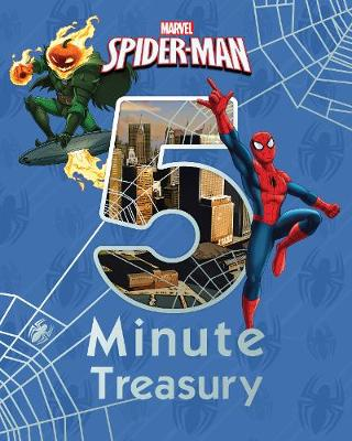 Marvel Spider Man 5-Minute Treasury by