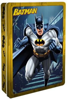 Warner Bros Batman Happy Tin by