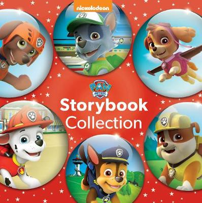 Nickelodeon PAW Patrol Storybook Collection by