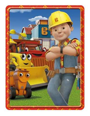 Bob the Builder Happy Tin by