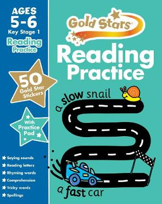 Gold Stars Reading Practice Ages 5-6 Key Stage 1 by Nina Filipek, Geraldine Taylor