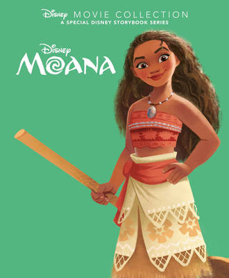 Disney Movie Collection Moana A Special Disney Storybook Series by