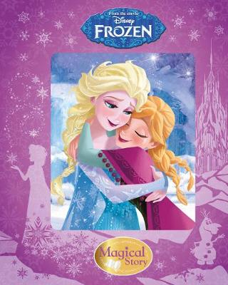 Disney Frozen Magical Story by