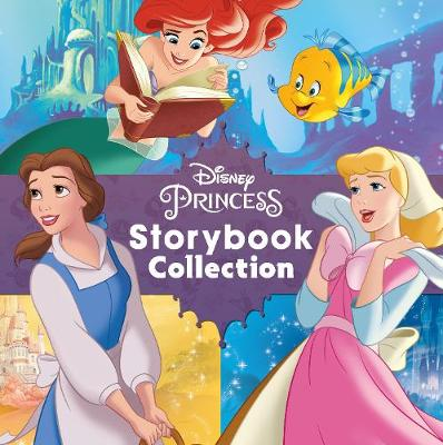 Disney Princess Storybook Collection by Parragon Books Ltd