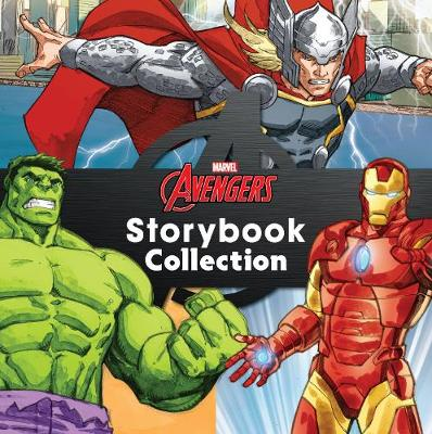 Marvel Avengers Storybook Collection by Parragon Books Ltd